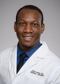 Dr. John Monu