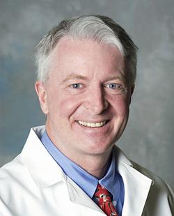 Headshot portrait of Dr. Nicholas Vedder, reconstructive surgery.