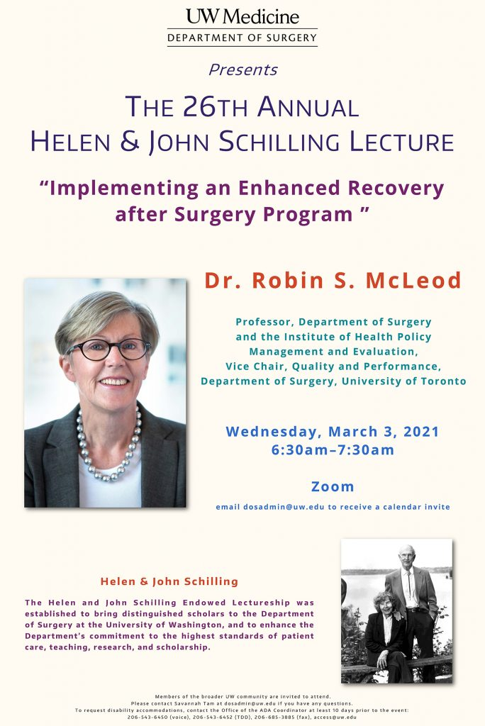 2021 schilling lecture flyer