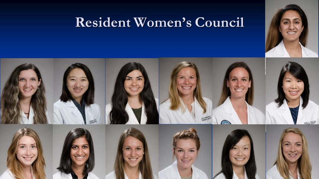 Womens Council collage photos-residents